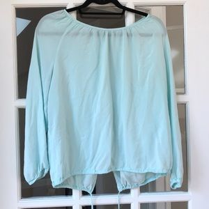 Turquoise top - Jack